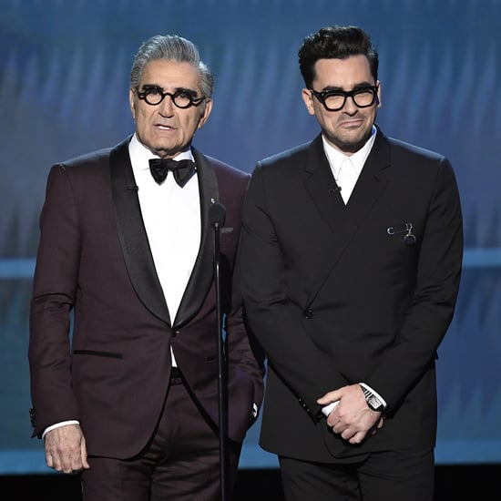 Watch Eugene and Dan Levy Open the 2020 SAG Awards