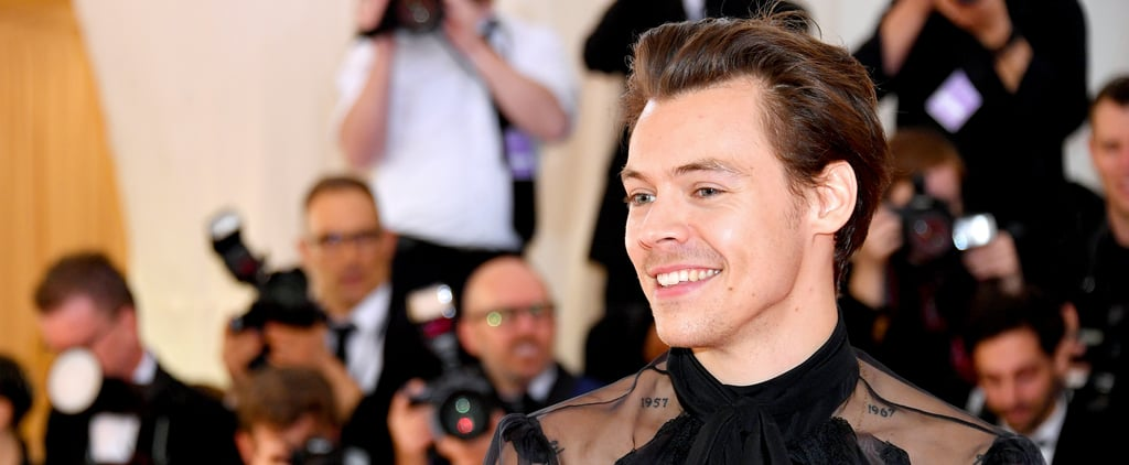 Harry Styles Debuts Short, Rugged Haircut in Italy