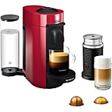 Nespresso VertuoPlus Coffee and Espresso Maker Bundle