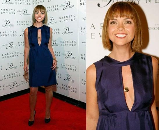 Celebrity Style: Christina Ricci