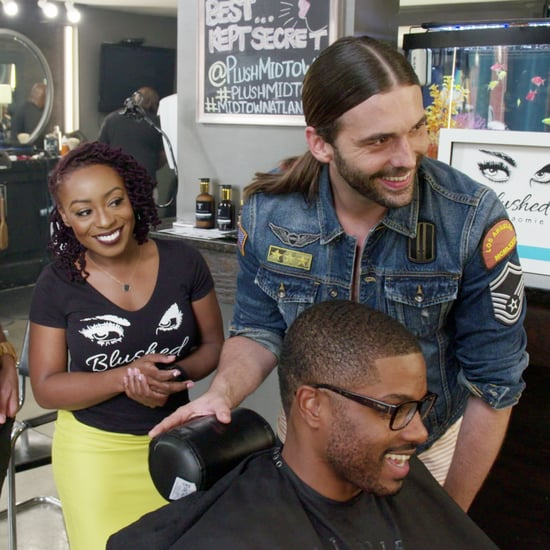Why Jonathan Van Ness Needs to Learn to Style Textured Hair