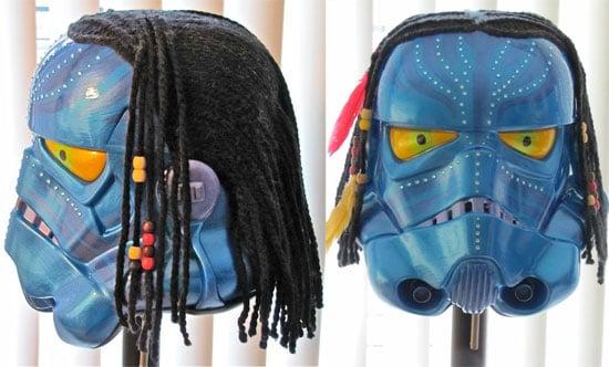 Stormtrooper Avatar Helmet