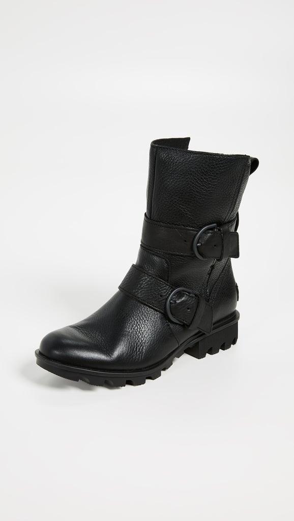 8ae9783223ed Sorel Phoenix Moto Boots