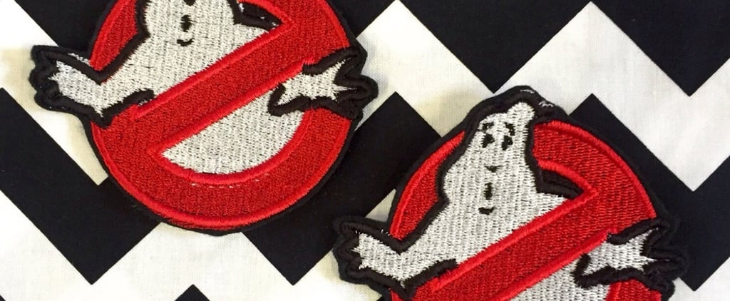 Iron-On Patches From Cult TV Shows and Films
