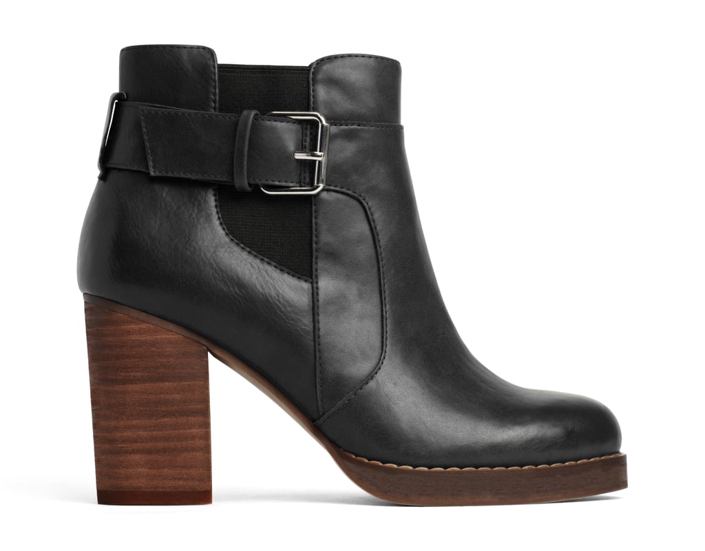 A+ Emery Black Boots ($45)