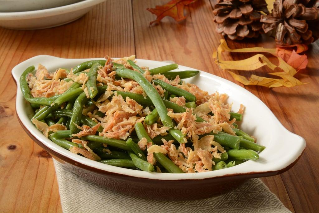 Speedy Green Bean Casserole