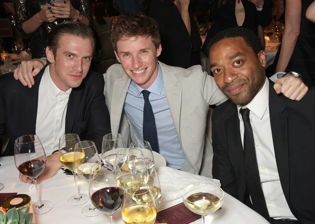 Pictures of Dan Stevens With His Celebrity Friends