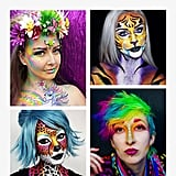 Lisa Frank Halloween Makeup Ideas