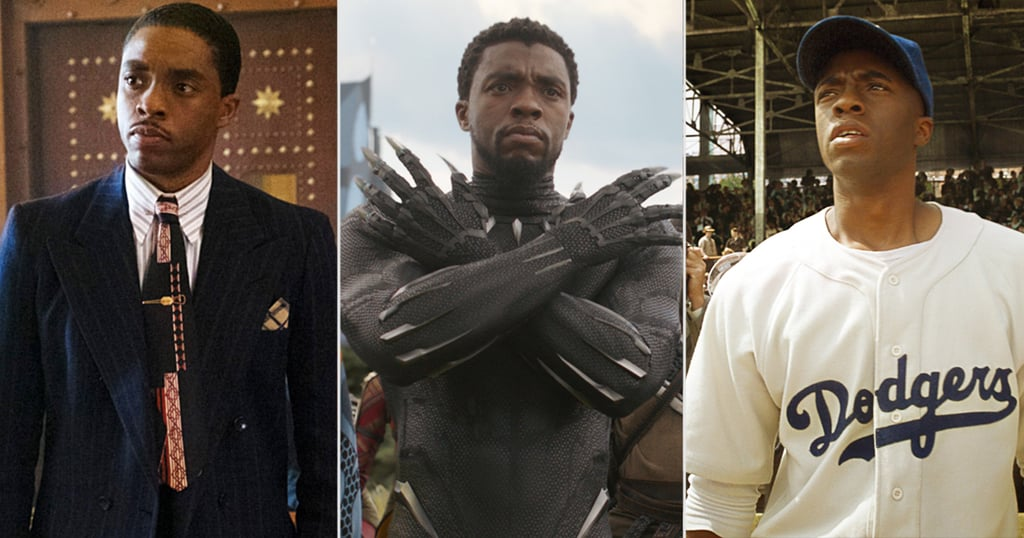 Look Back at Chadwick Boseman's Best Roles