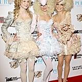 Angel, Rachel, and AnnaLynne McCord