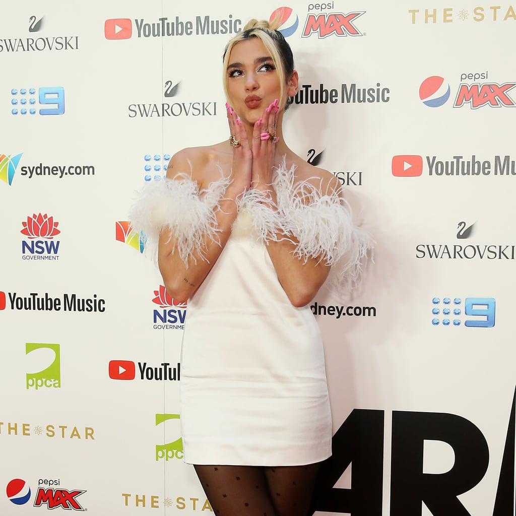 Dua Lipa at the 2019 ARIA Awards in Sydney Photos