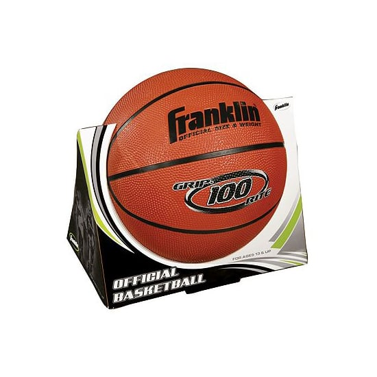 Franklin Grip-Rite Rubber Basketball