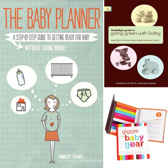Pregnancy Baby Planner Books and Guides