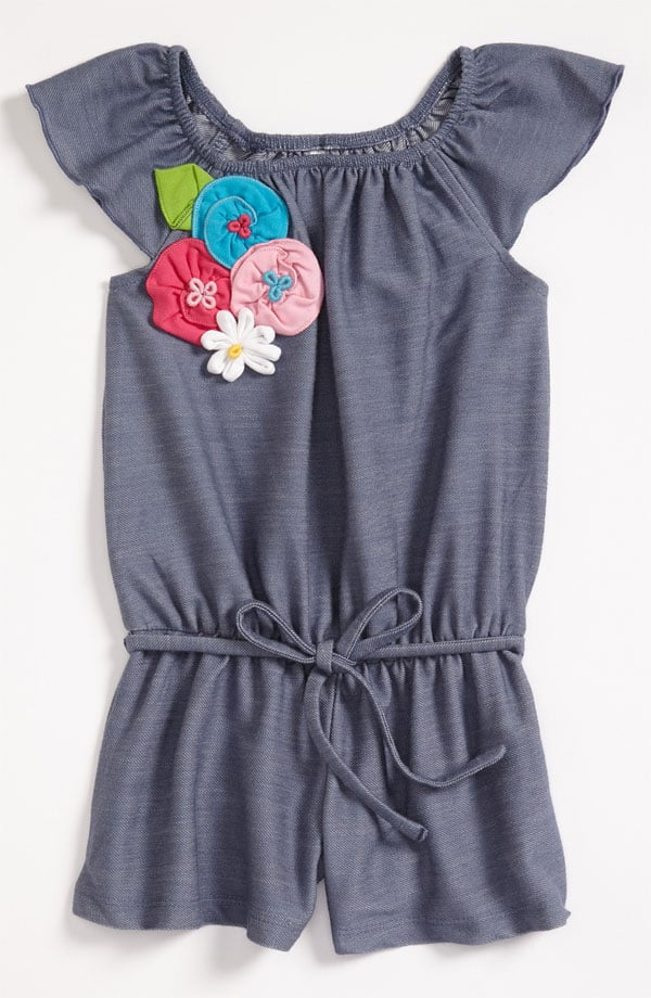 Luv U Lots Romper ($34)