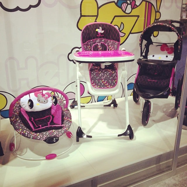 Baby Trend Is Introducing A Hello Kitty Line That Includes