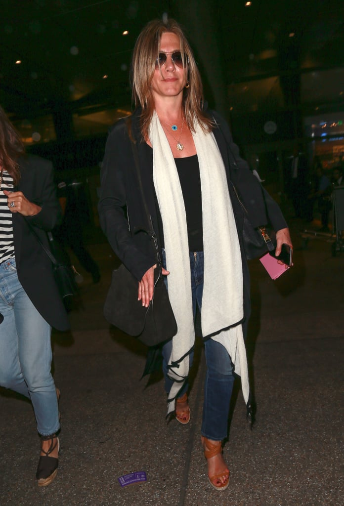 e3ccc71ee Jennifer Aniston at LAX Airport July 2016