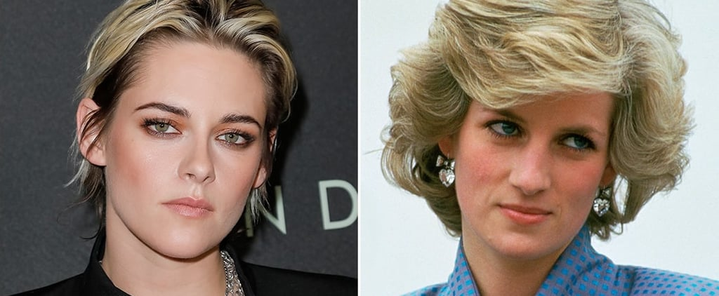 Kristen Stewart Cast as Princess Diana in Spencer Film