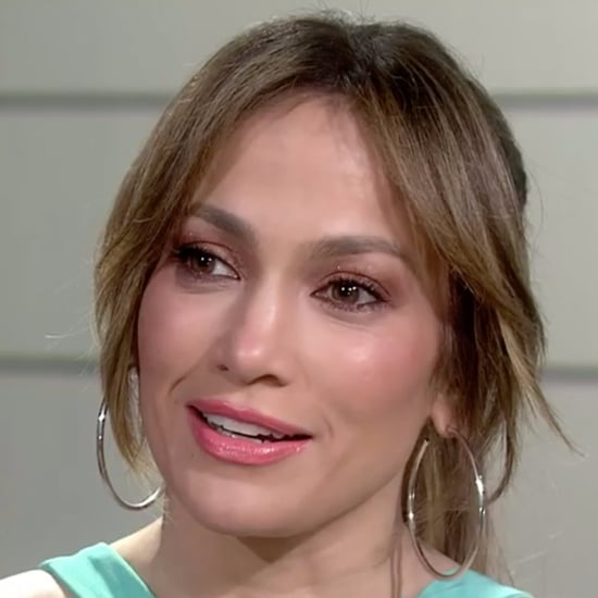 Jennifer Lopez's Quotes About Motherhood on the Today Show