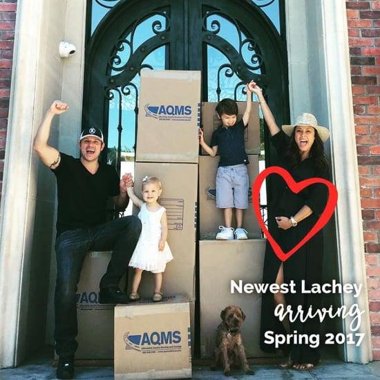 Vanessa Lachey Pregnancy Announcement September 2016