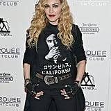 August 16 — Madonna