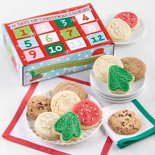 Buy a Christmas Cookie Advent Calendar