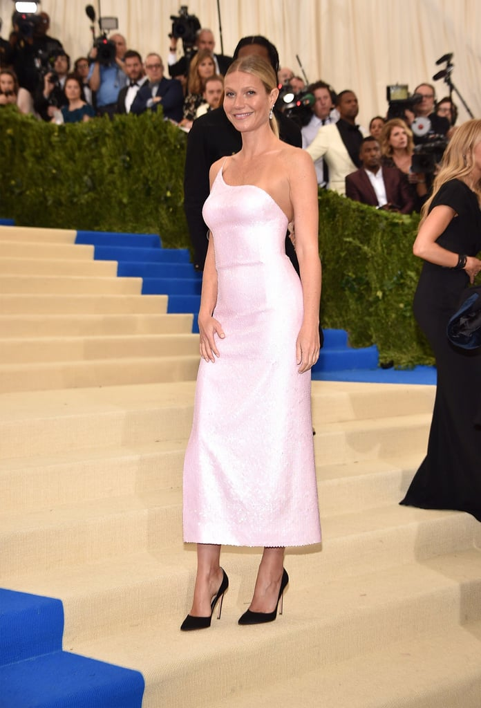 Gwyneth Paltrow's Met Gala Dress is Classic as Can Be