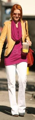 Celeb Style: Cynthia Nixon