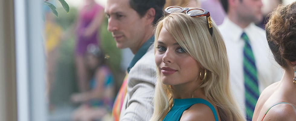 Margot Robbie Interview For The Wolf of Wall Street