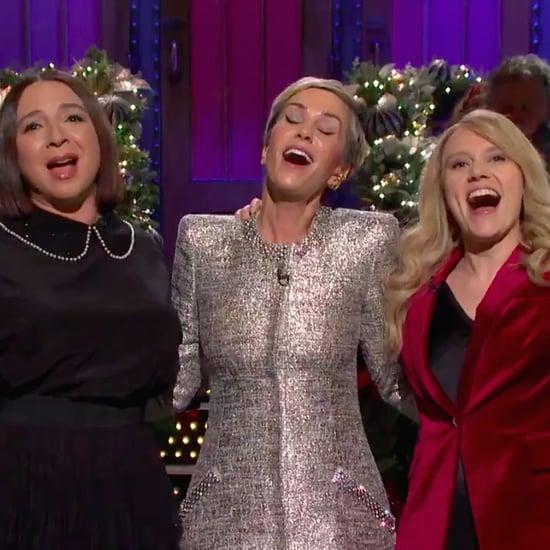 Watch Kristen Wiig's SNL Opening Monologue Video | 2020
