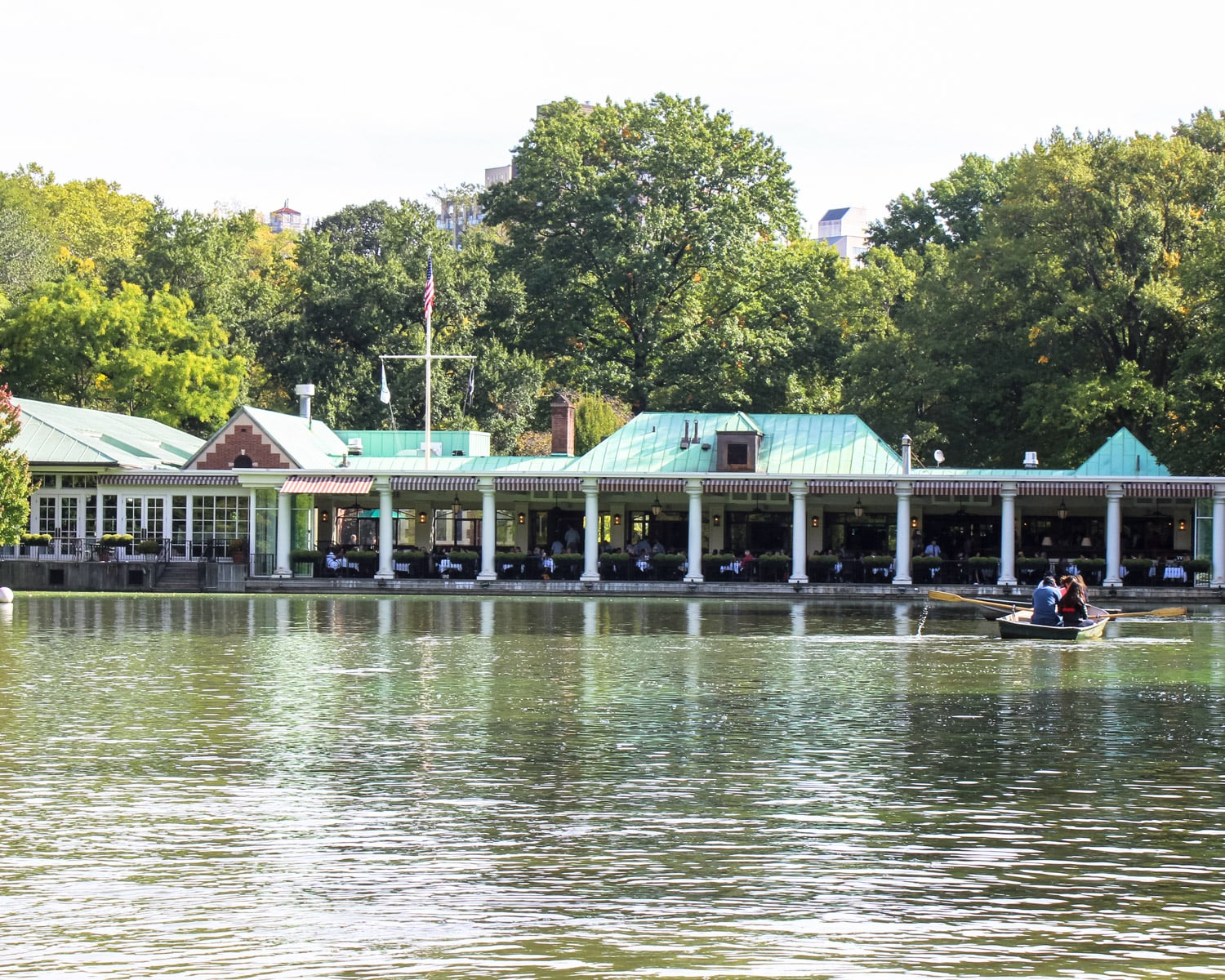 Best Spot For Special Occasions The Loeb Boathouse In
