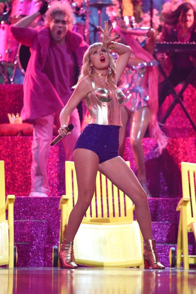 Taylor Swift S 2019 Mtv Vmas Performance Video Popsugar Entertainment
