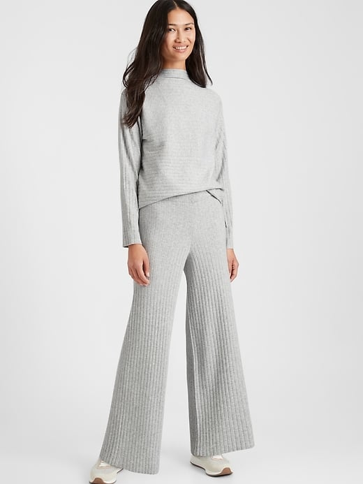 Banana Republic Ribbed Sweater Pant