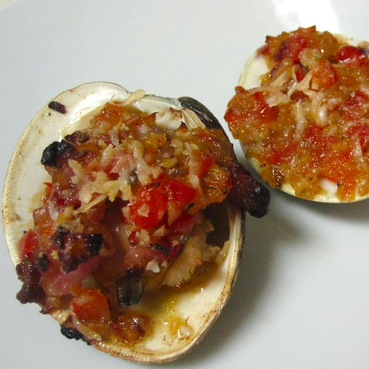Giada De Laurentiis's Clams Casino Recipe