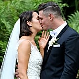 Pictures: Simone and Xavier's Wedding Married at First Sight