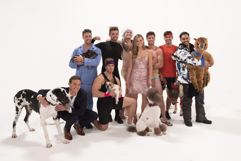 The Bachelorette Animal Photoshoot Group Date Pictures 2019