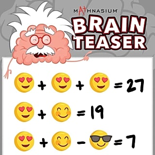 Emoji Brain-Teaser