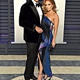 Jennifer Lopez Vanity Fair Oscar Party Dress 2019