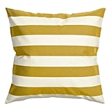 H&M Striped Cushion Cover, $7.95