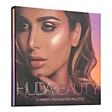 Huda Beauty Summer Solstice Highlighter Palette