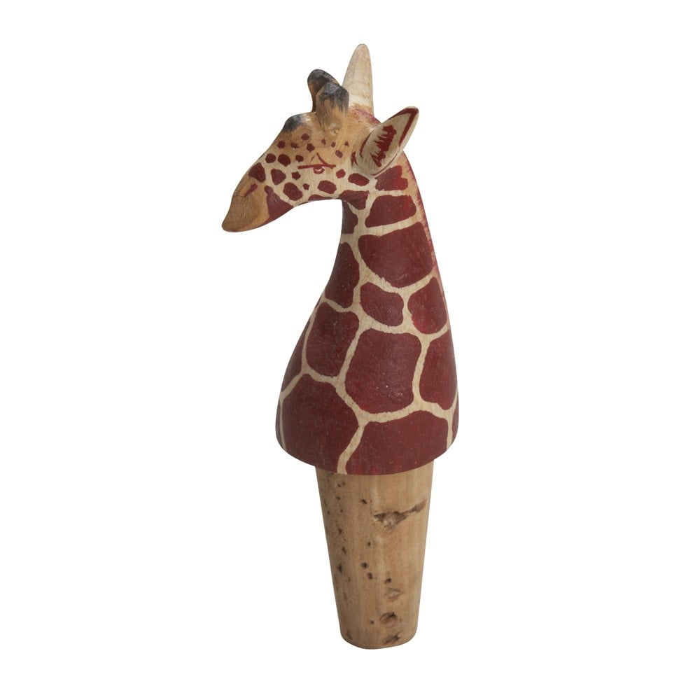 Giraffe Bottle Topper