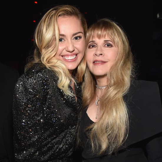 "Listen to Miley Cyrus and Stevie Nicks's ""Edge of Midnight"""