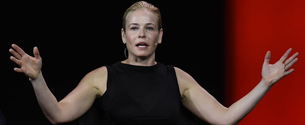"Chelsea Handler on the Second Amendment: ""The Constitution Needs a F*cking Update, FYI"""