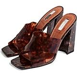 Topshop Regina Slide Sandal