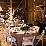 Christmas Barn Wedding