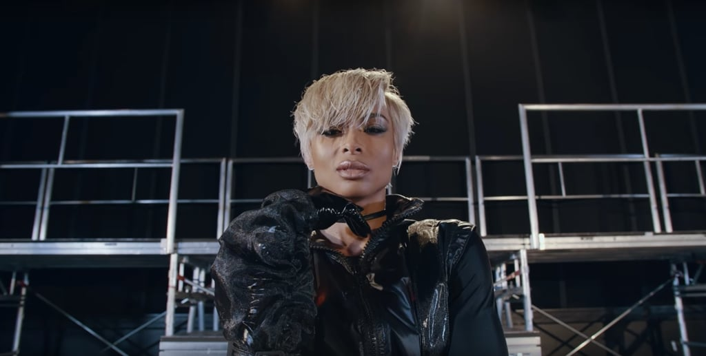 "Ciara's Short Blond Hair in the ""Set"" Music Video"