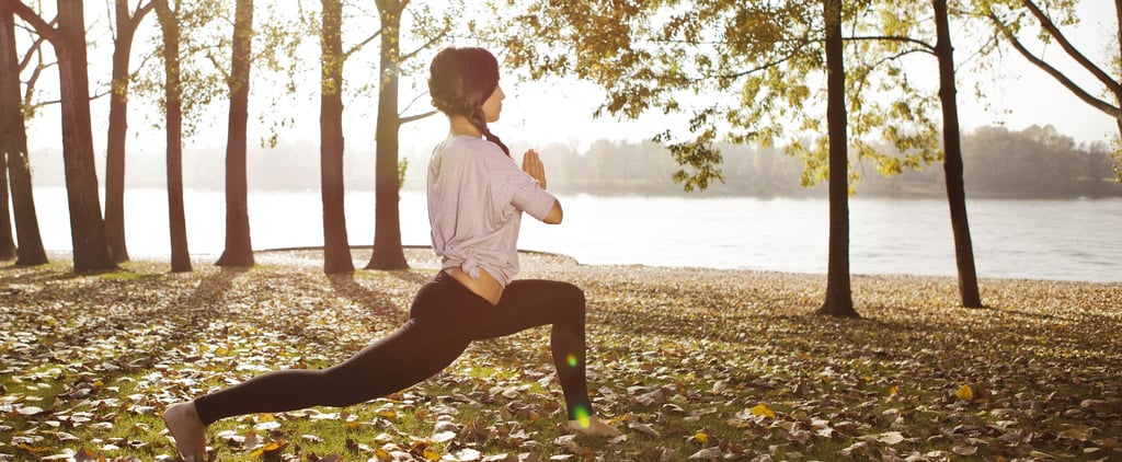 Cozy Fall Yoga Clothes For an Outdoor Practice