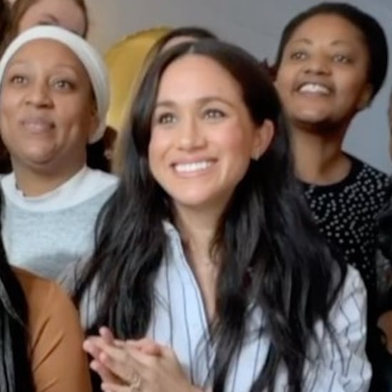 Meghan Markle Makes a Surprise Visit to Luminary Bakery