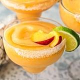 Skinny Peach Frozen Margarita