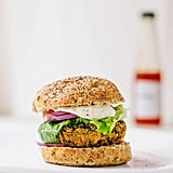 Smoky Sweet Potato Black Bean Burgers