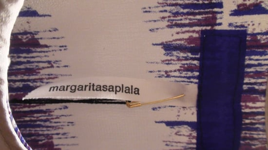 In The Showroom: Margarita Saplala Spring 2009
